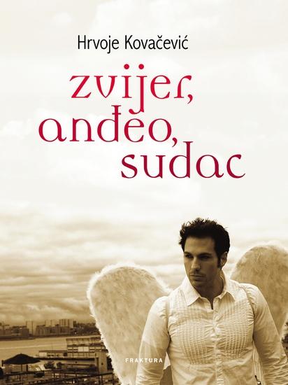 Zvijer anđeo sudac - cover