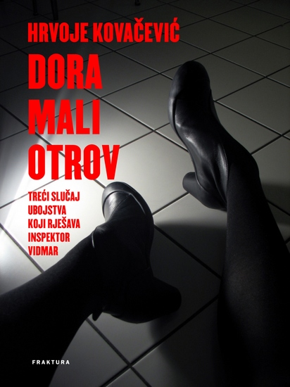 Dora Mali Otrov - cover