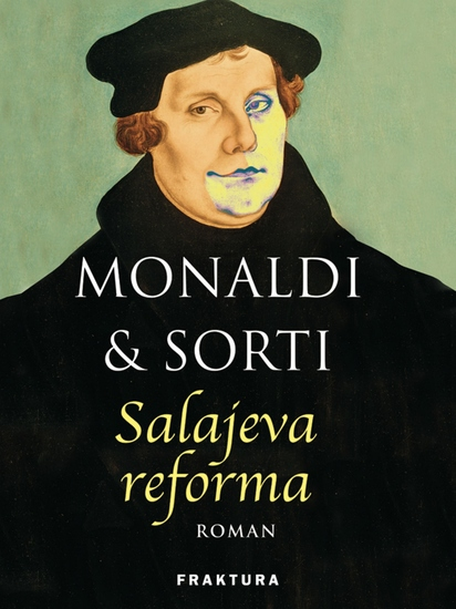 Salajeva reforma - cover