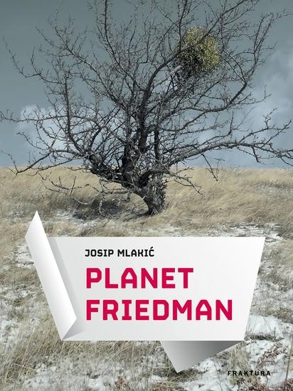 Planet Friedman - cover