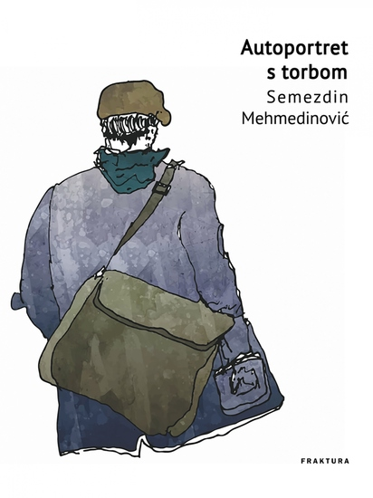 Autoportret s torbom - cover