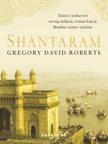 Shantaram - cover