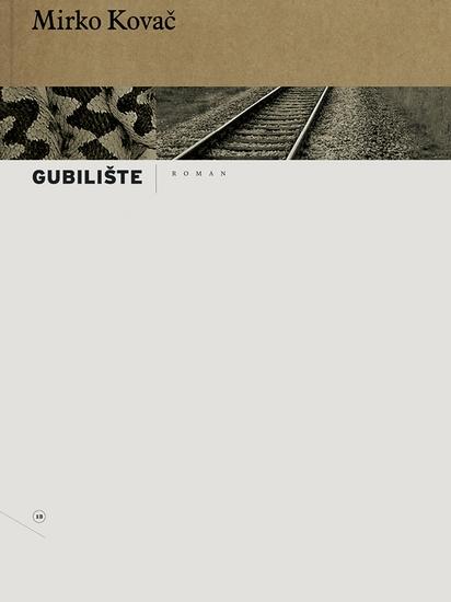 Gubilište - cover