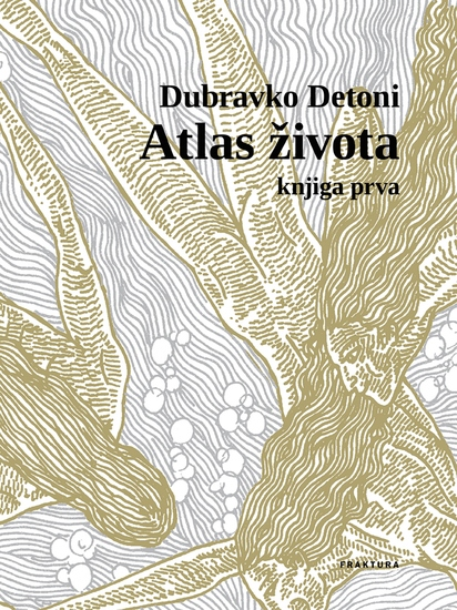 Atlas života I - cover