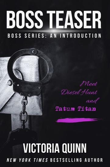 Boss Teaser - cover