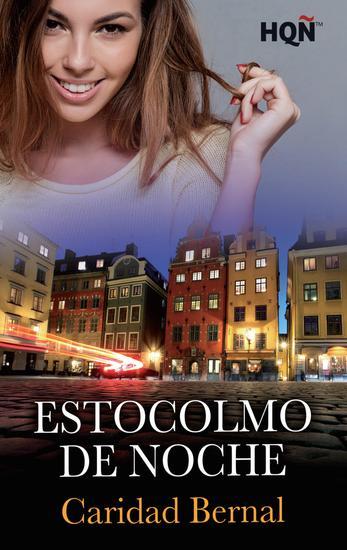 Estocolmo de noche - cover