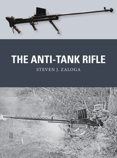 The Anti-Tank Rifle - cover