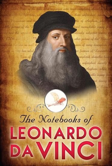 The Notebooks of Leonardo Da Vinci - cover