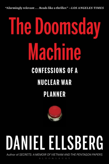 The Doomsday Machine - Confessions of a Nuclear War Planner - cover