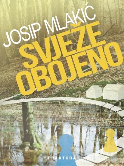 Svježe obojeno - cover