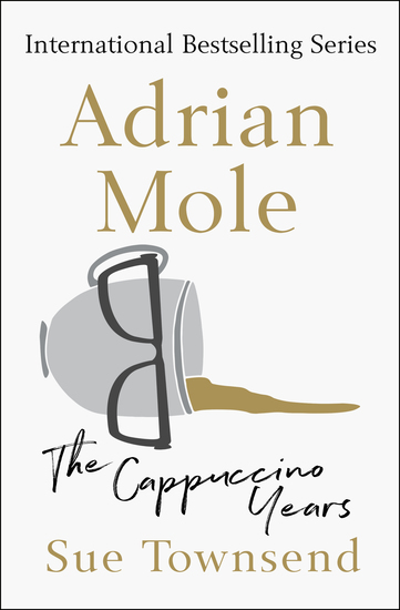 Adrian Mole: The Cappuccino Years - cover