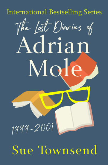 The Lost Diaries of Adrian Mole - 1999–2001 - cover