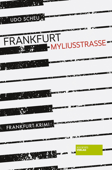 Frankfurt Myliusstraße - Frankfurt-Krimi - cover