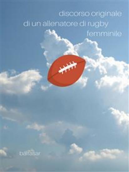 discorso originale di un allenatore di Rugby femminile - cover