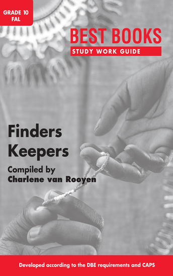 The Finders Keepers Manual Guide