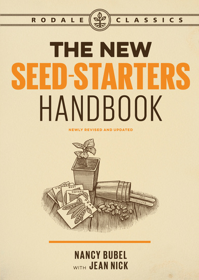 The New Seed-Starters Handbook - cover