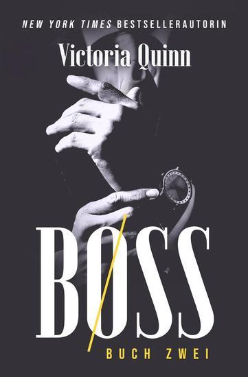 Boss Buch Zwei - Boss #2 - cover