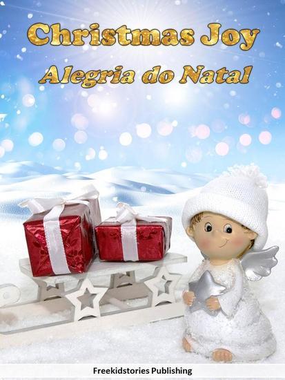 Alegria do Natal - Christmas Joy - cover