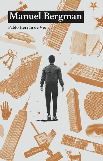 Manuel Bergman - cover
