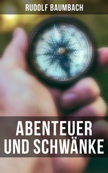 Abenteuer und Schwänke (Vollständige Ausgabe) - cover