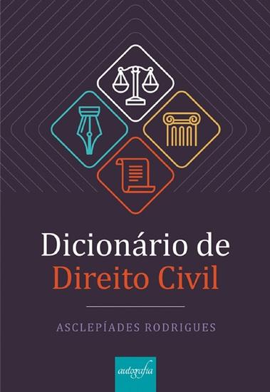 Dicionário de Direito Civil - cover