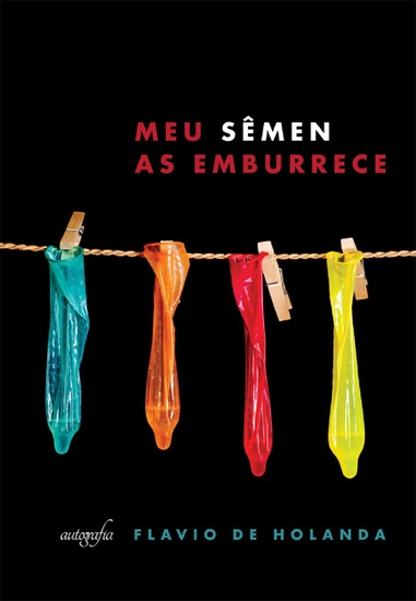 Meu sêmen as emburrece - cover