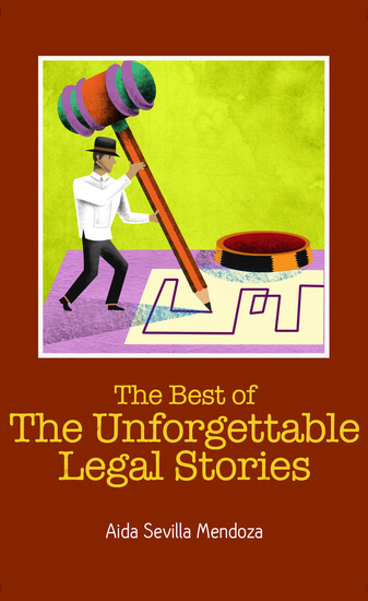 The Best of The Unforgettable Legal Stories - cover