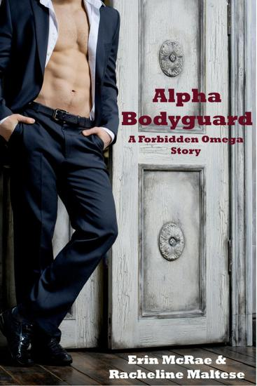 Alpha Bodyguard: A Forbidden Omega Story - cover