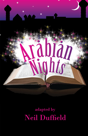 Arabian Nights - cover