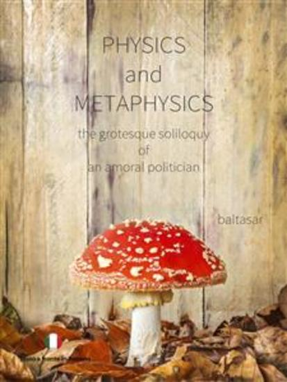 physics and metaphysics - the grotesque soliloquy of an amoral politician - cover