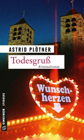 Todesgruß - Kriminalroman - cover