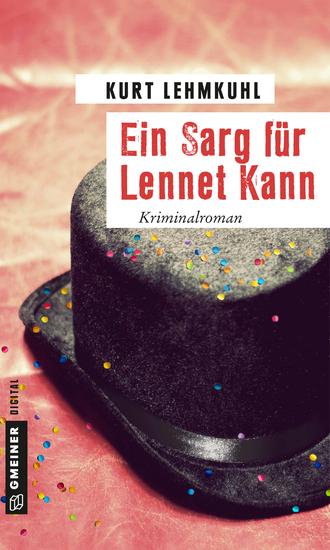 Ein Sarg für Lennet Kann - Kriminalroman - cover