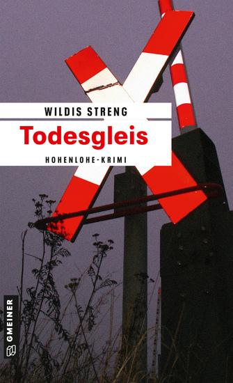 Todesgleis - Kriminalroman - cover
