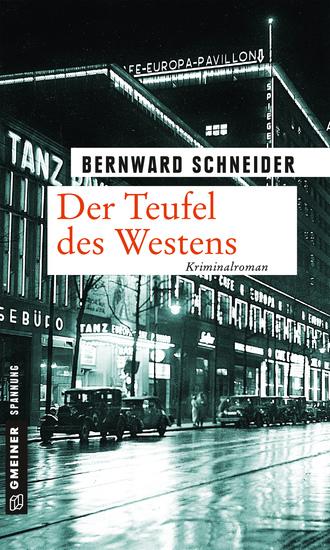 Der Teufel des Westens - Kriminalroman - cover