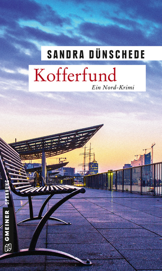 Kofferfund - Kriminalroman - cover