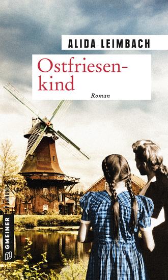 Ostfriesenkind - Roman - cover