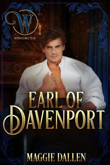Earl of Davenport - Wicked Earls' Club - cover