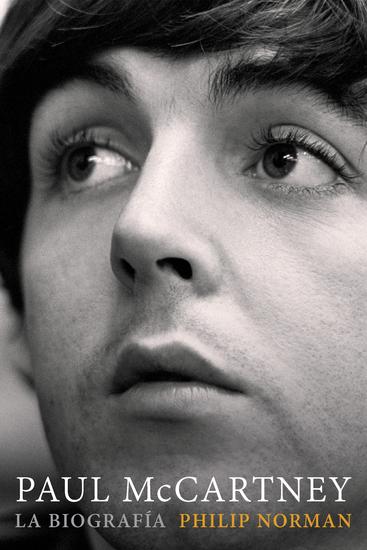 Paul McCartney - La biografía - cover