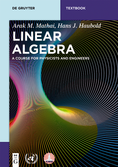 Linear Algebra - A Course for Physicists and Engineers - cover