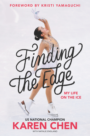 Finding the Edge: My Life on the Ice - cover