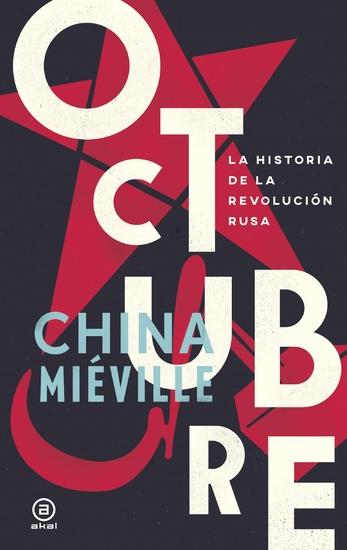 Octubre - La historia de la Revolución Rusa - cover