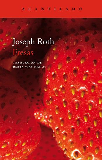 Fresas - cover