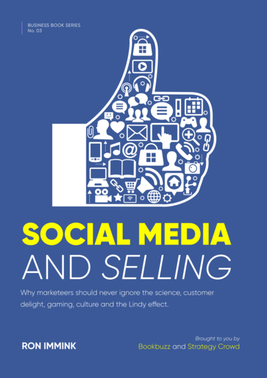 Social Media and Selling - cover