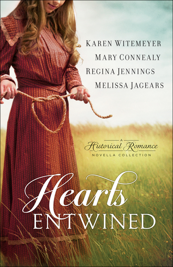 Hearts Entwined - A Historical Romance Novella Collection - cover