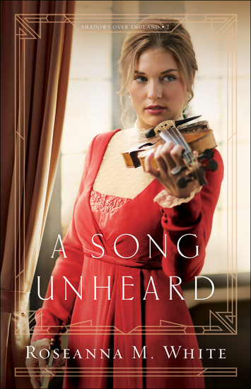 A Song Unheard (Shadows Over England Book #2) - cover