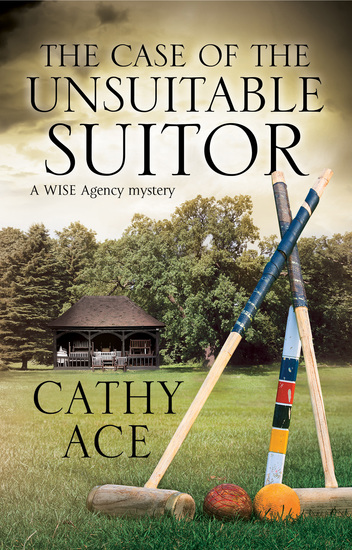 The Case of The Unsuitable Suitor - cover