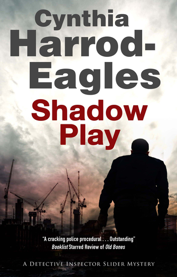 Shadow Play - A British police procedural - cover