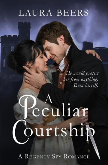 A Peculiar Courtship - cover