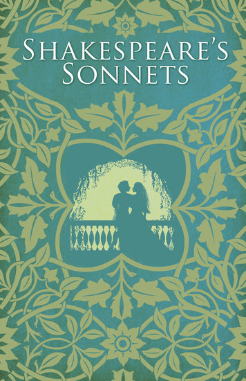 Shakespeare's Sonnets - cover