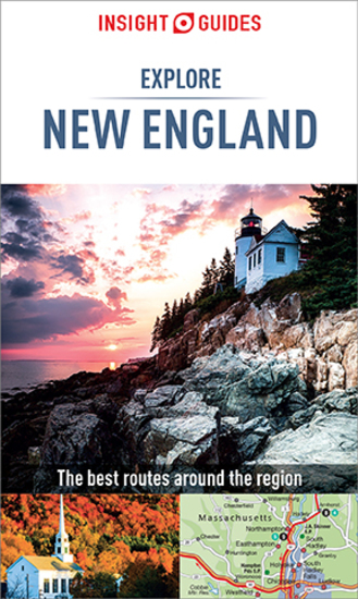Insight Guides Explore New England (Travel Guide eBook) - cover